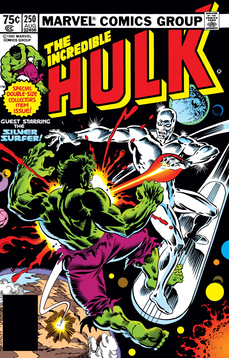 Incredible Hulk (1962) #250