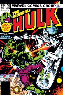 Incredible Hulk (1962) #250