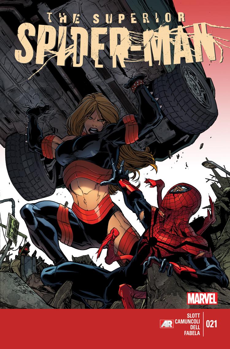 Superior Spider-Man (2013) #21