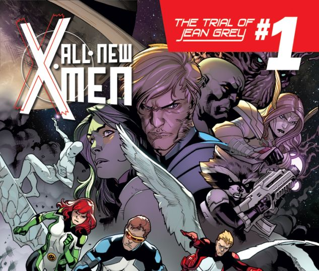ALL-NEW X-MEN 22.NOW IMMONEN X-MEN 50TH ANNIVERSARY POSTER VARIANT (ANMN, WITH DIGITAL CODE, POLYBAGGED)