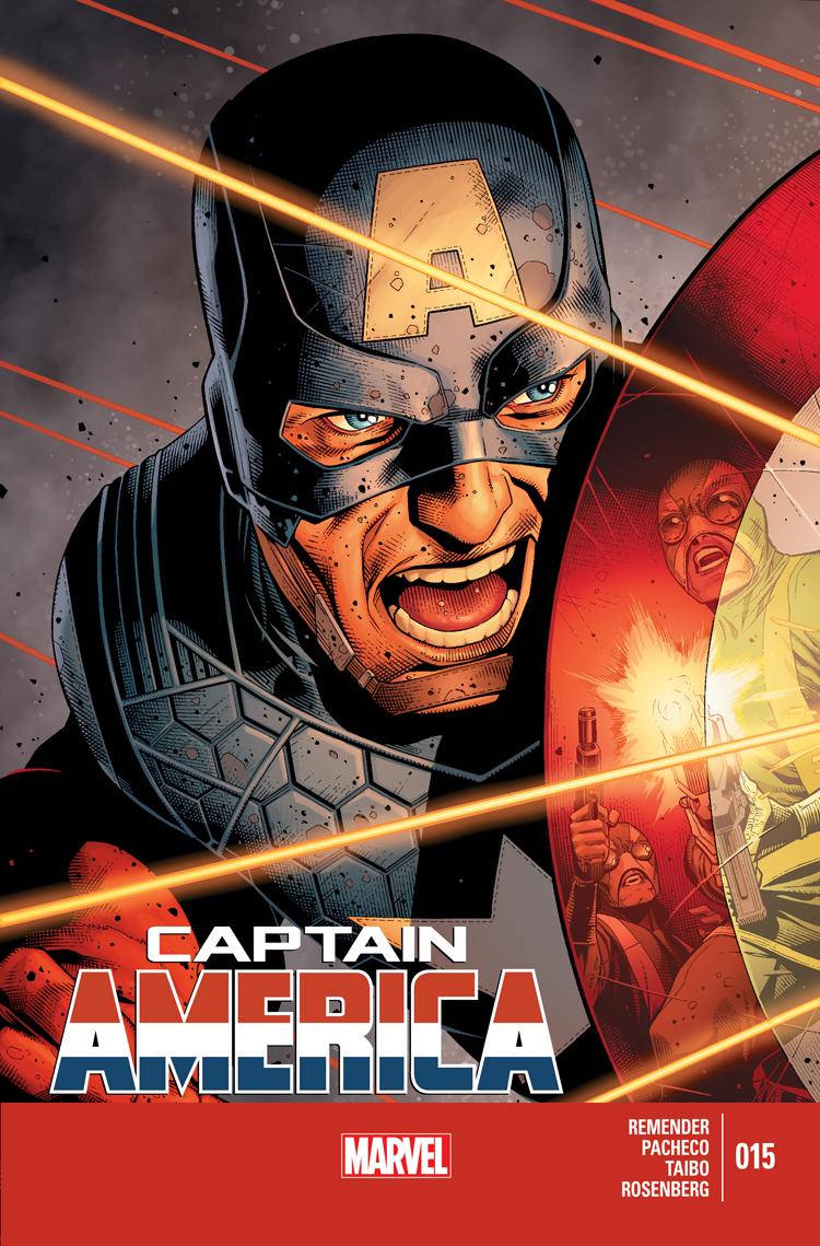 Captain America (2012) #15