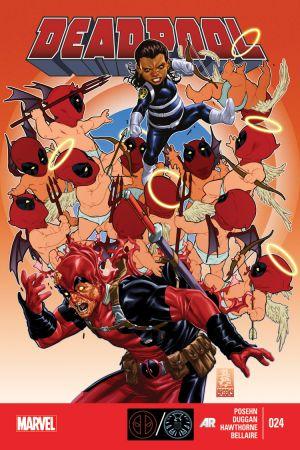 Deadpool (2012) #24