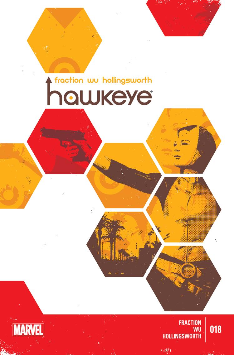 Hawkeye (2012) #18