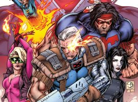 C2E2 2014: Deadpool Vs. X-Force