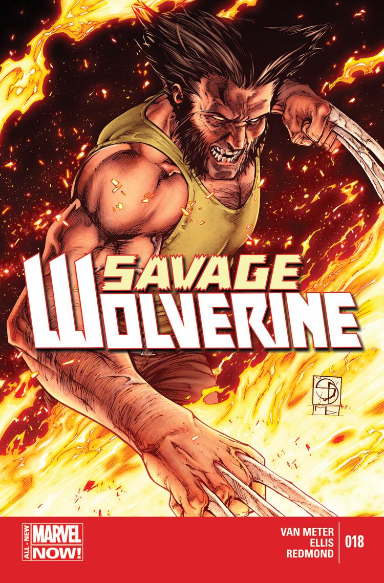 Savage Wolverine (2013) #18