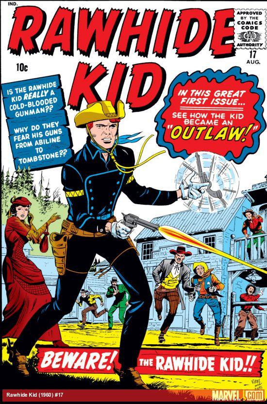Rawhide Kid (1955) #17