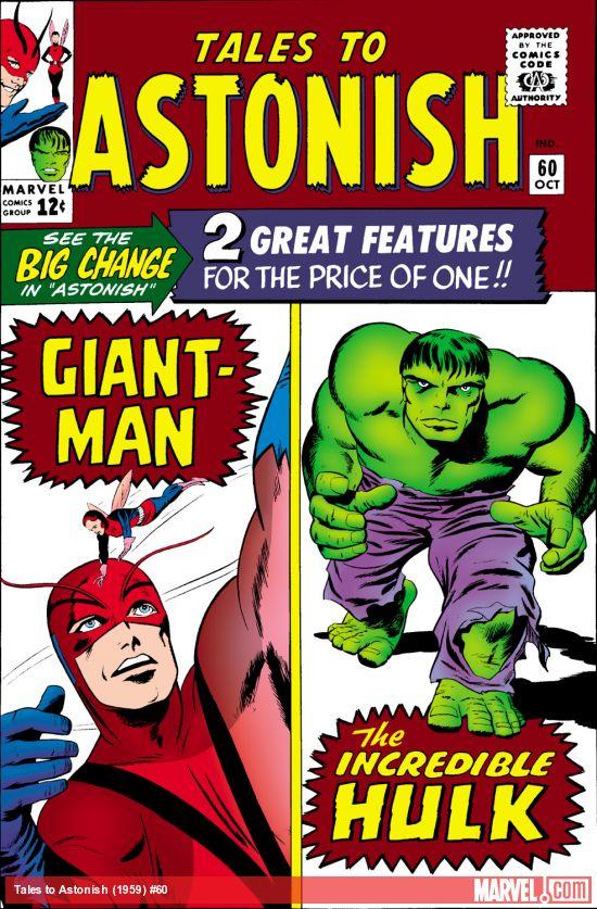 Tales to Astonish (1959) #60