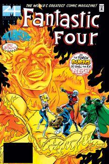 Fantastic Four (1961) #401