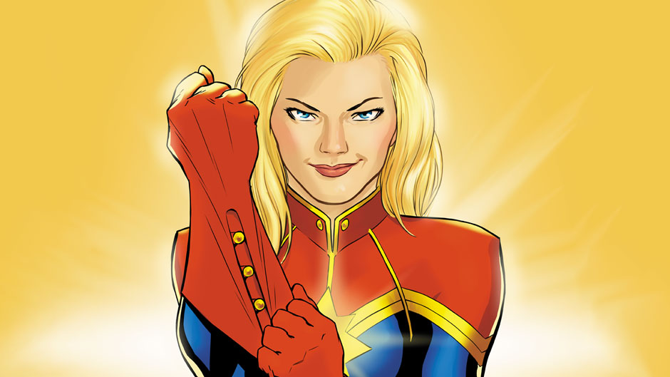 captain marvel info