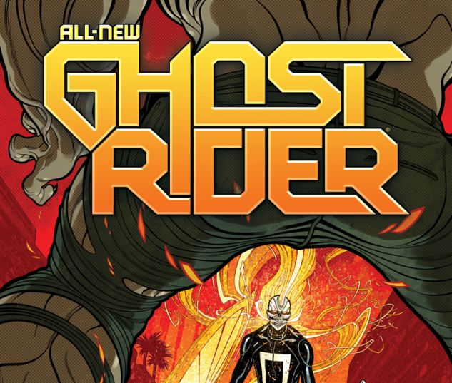 ALL-NEW GHOST RIDER 5 (ANMN, WITH DIGITAL CODE)