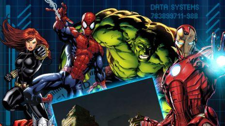 Marvel War of Heroes SDCC 2014 Trailer