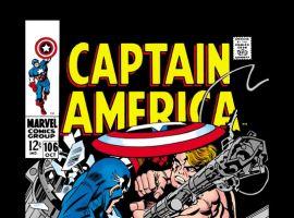 Captain America (1968) #106