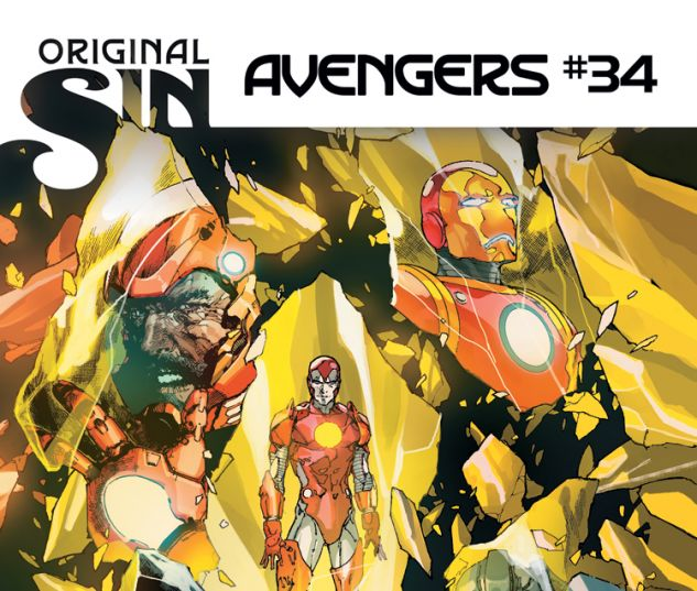 AVENGERS 34 (SIN, WITH DIGITAL CODE)