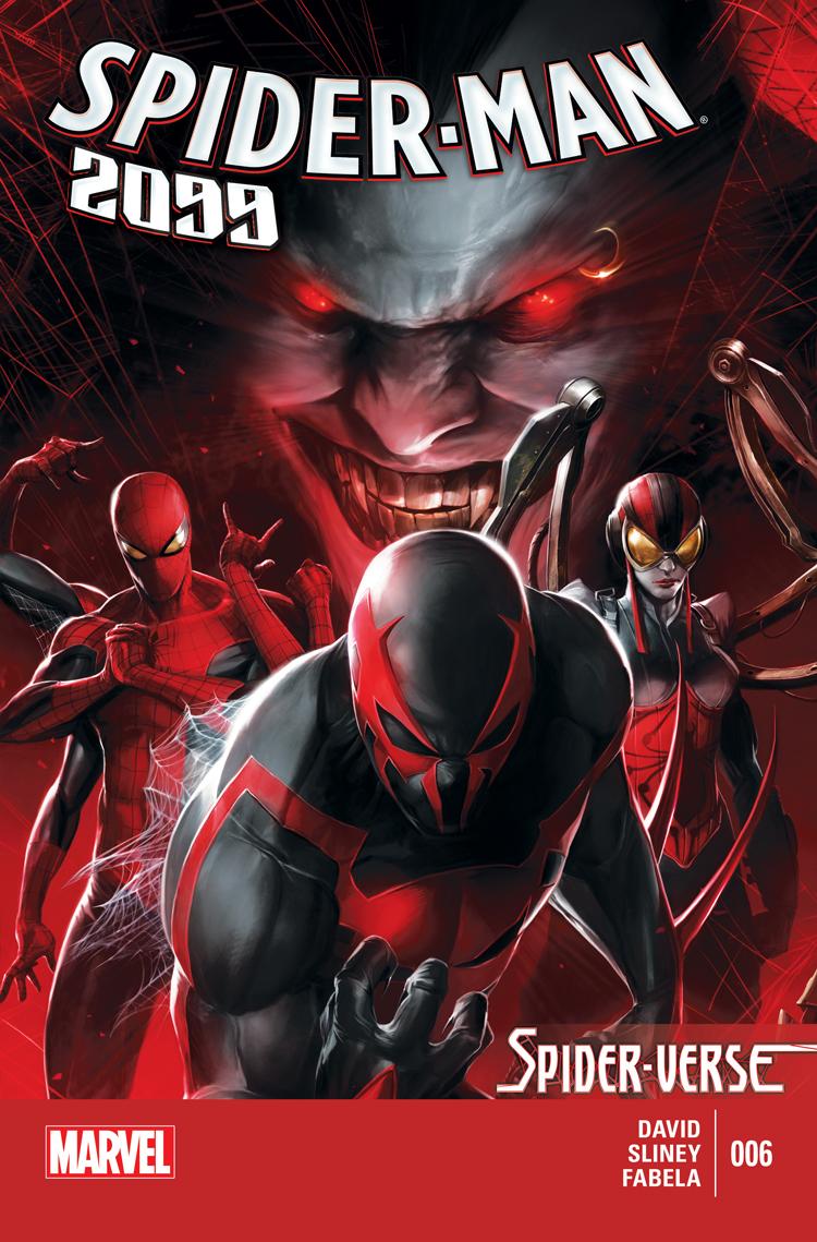 Spider-Man 2099 (2014) #6