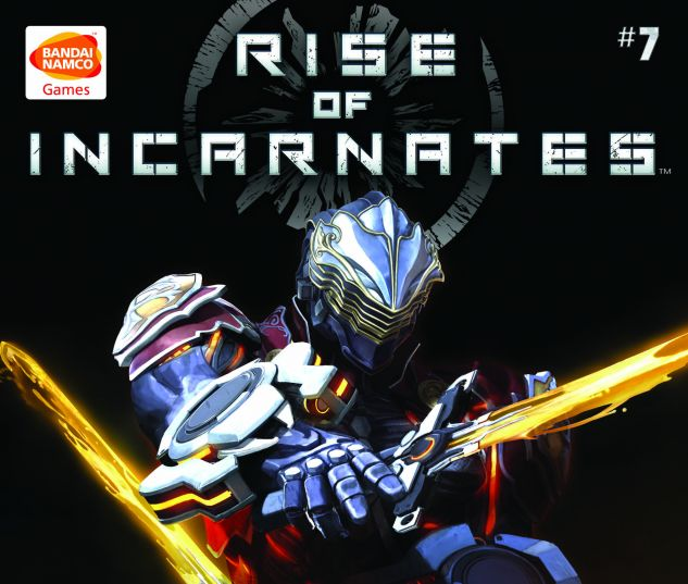 Namco Rise of the Incarnates (2014) #7