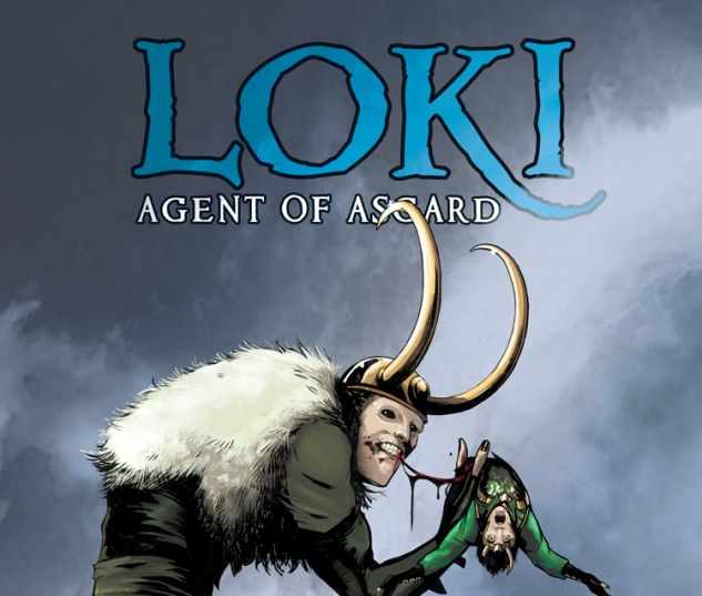 LOKI: AGENT OF ASGARD 12 (WITH DIGITAL CODE)