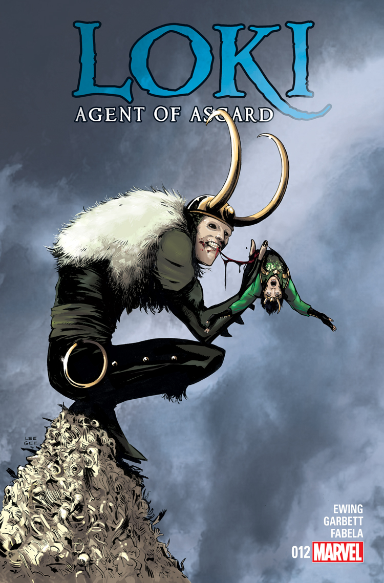Loki: Agent of Asgard (2014) #12