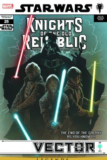 Star Wars: Knights Of The Old Republic (2006) #25
