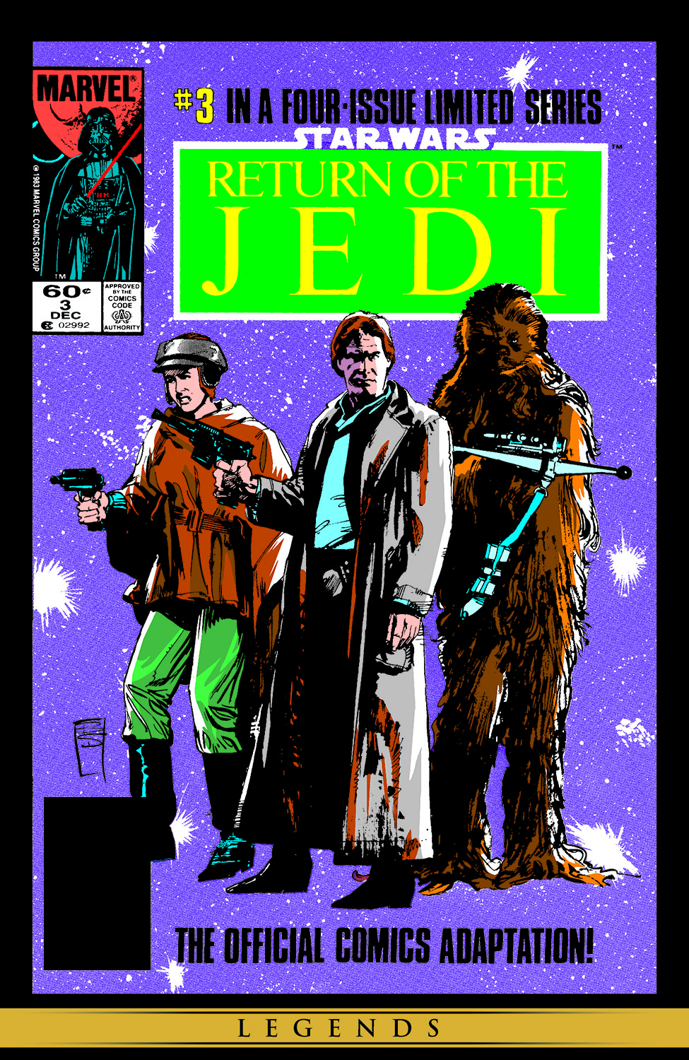 Star Wars: Return Of The Jedi (1983) #3