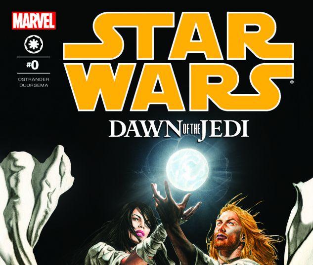 Star Wars: Dawn Of The Jedi (2012) #0