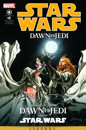 Star Wars: Dawn Of The Jedi #0
