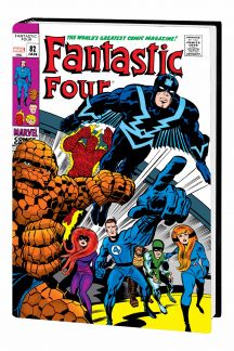The Fantastic Four (Hardcover)