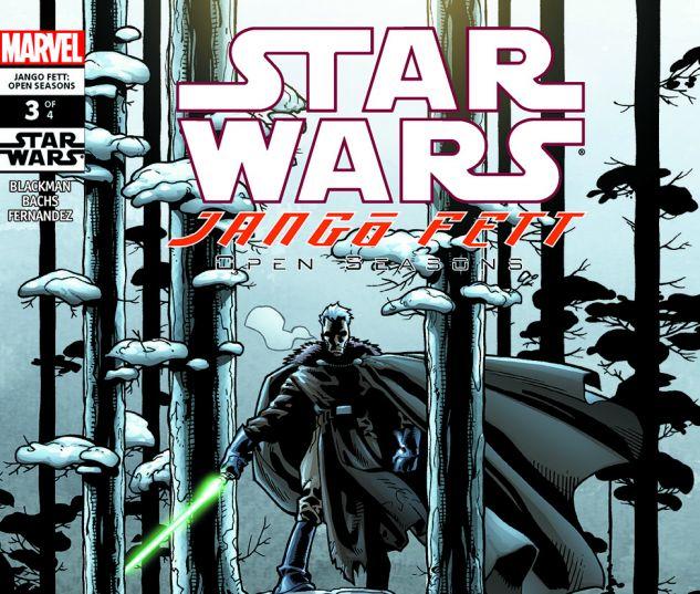 Star Wars: Jango Fett - Open Seasons (2002) #3