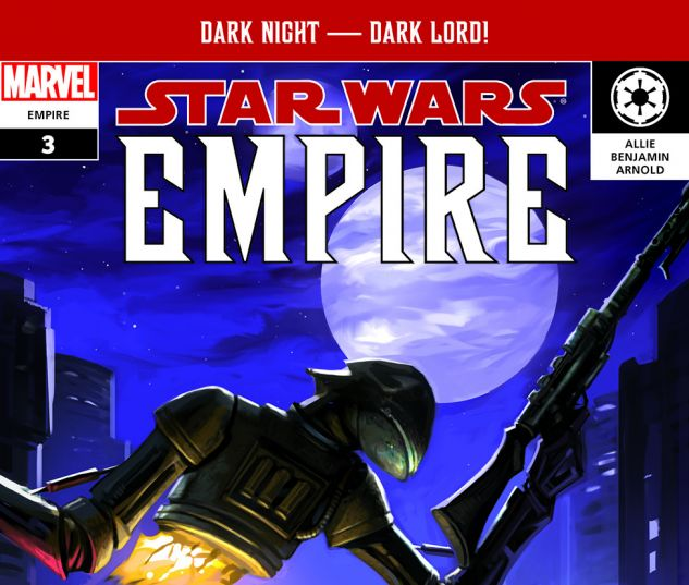 Star Wars: Empire (2002) #3