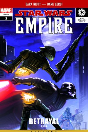 Star Wars: Empire #3