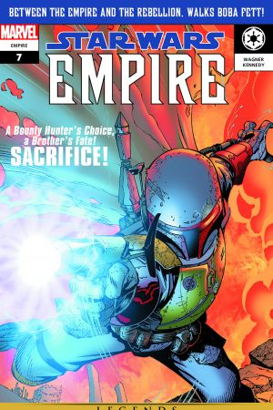 Star Wars: Empire #7