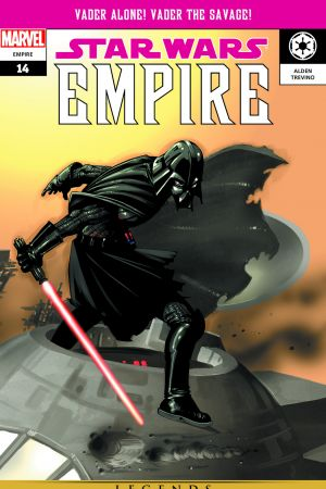 Star Wars: Empire #14