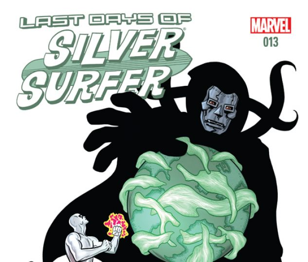 SILVER SURFER 13 (SW, WITH DIGITAL CODE)