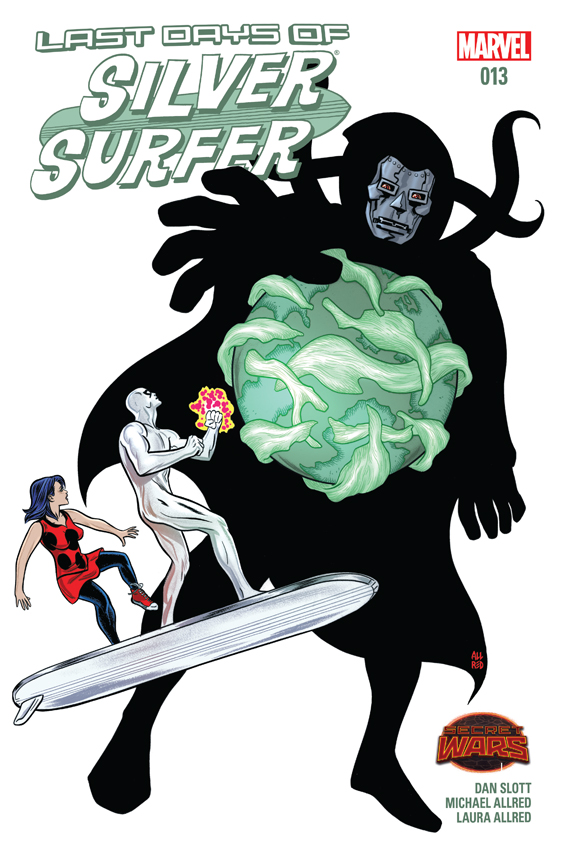 Silver Surfer (2014) #13