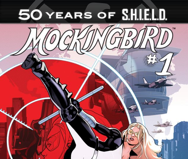 MOCKINGBIRD: S.H.I.E.L.D. 50TH ANNIVERSARY 1 (WITH DIGITAL CODE)