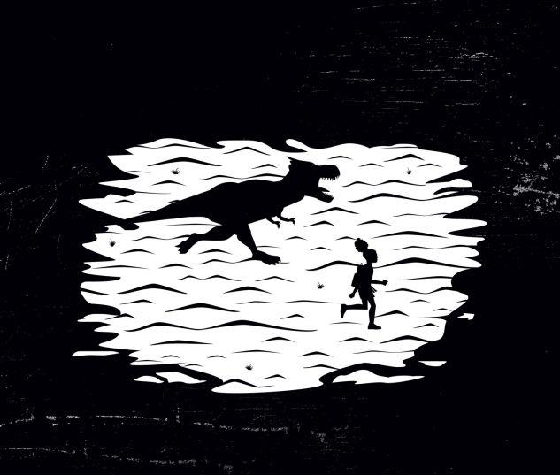 Moon Girl & Devil Dinosaur #1 variant cover by Jeffrey Veregge