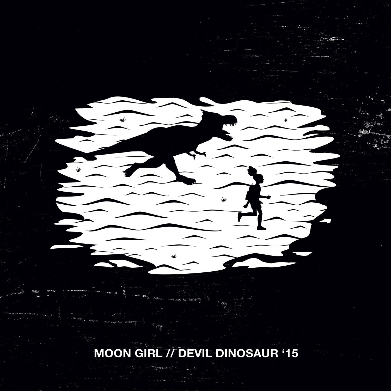 Moon Girl and Devil Dinosaur (2015) #1 (Veregge Hip-Hop Variant)