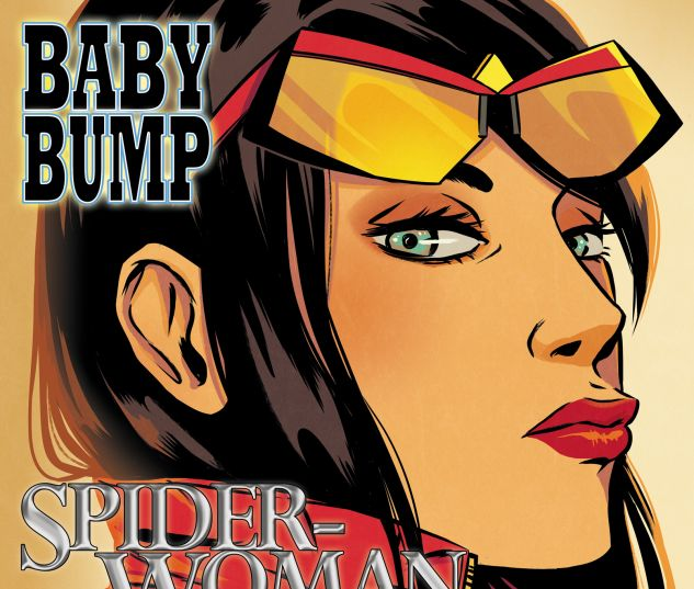 Spider-Woman #1 variant art by Natacha Bustos