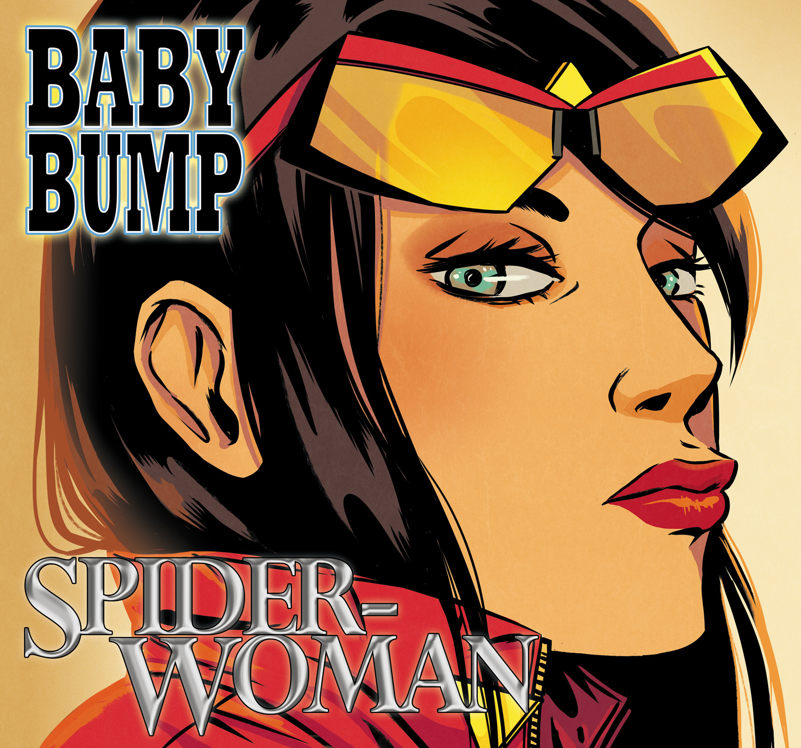 Spider-Woman (2015) #1 (Bustos Hip-Hop Variant)
