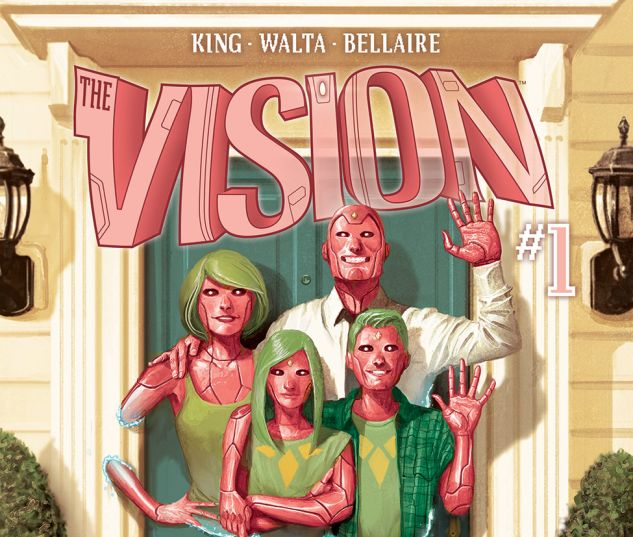 Image result for vision marvel new series