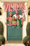 cover from Vision (2015) #1