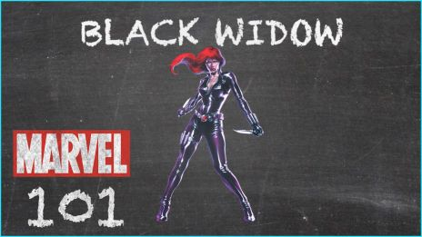 Black Widow - MARVEL 101