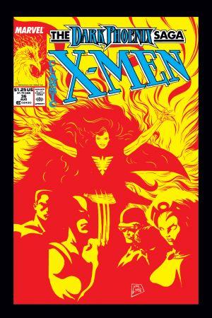 Classic X-Men #36