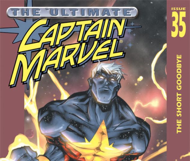 Captain Marvel (2000) #35