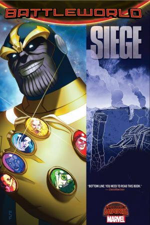 SIEGE: BATTLEWORLD TPB (Trade Paperback)