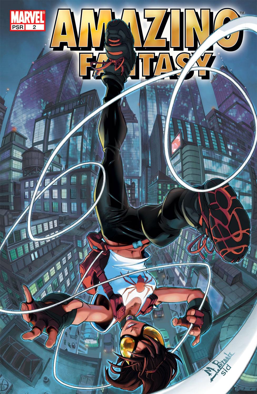 Amazing Fantasy (2004) #2
