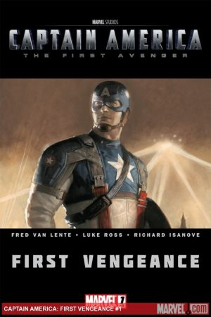 Captain America: First Vengeance (2011)