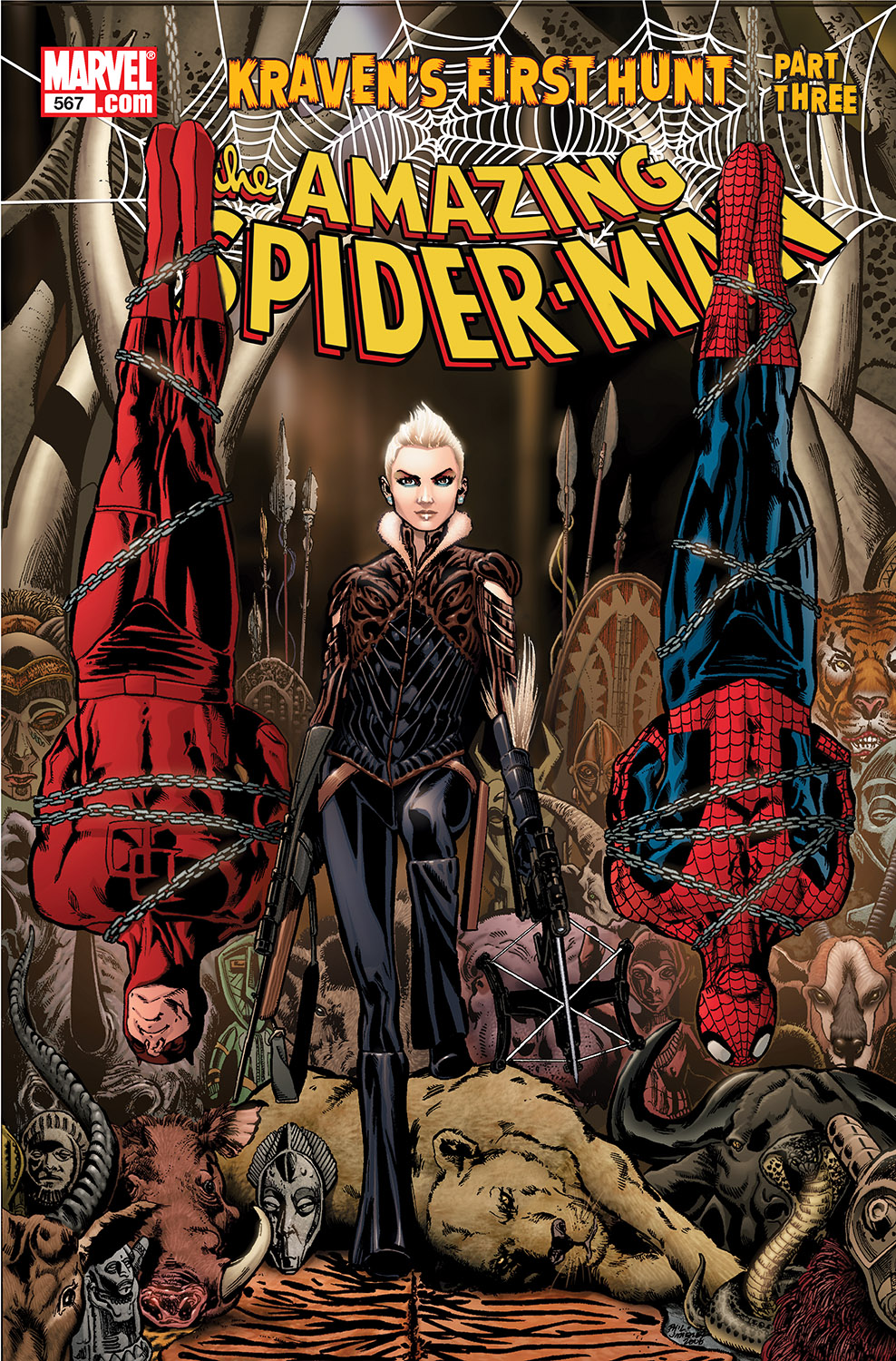 Amazing Spider-Man (1999) #567