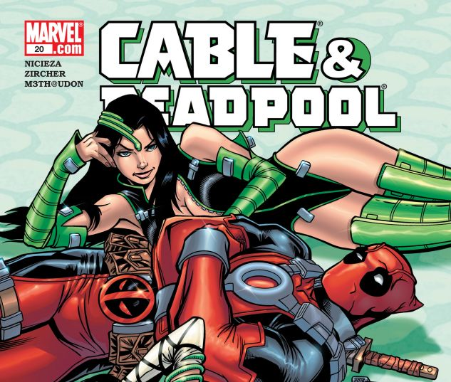 Cable & Deadpool (2004) #20