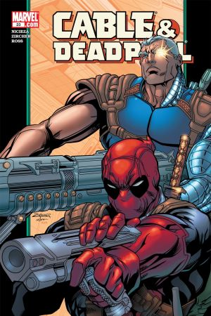 Cable & Deadpool #23