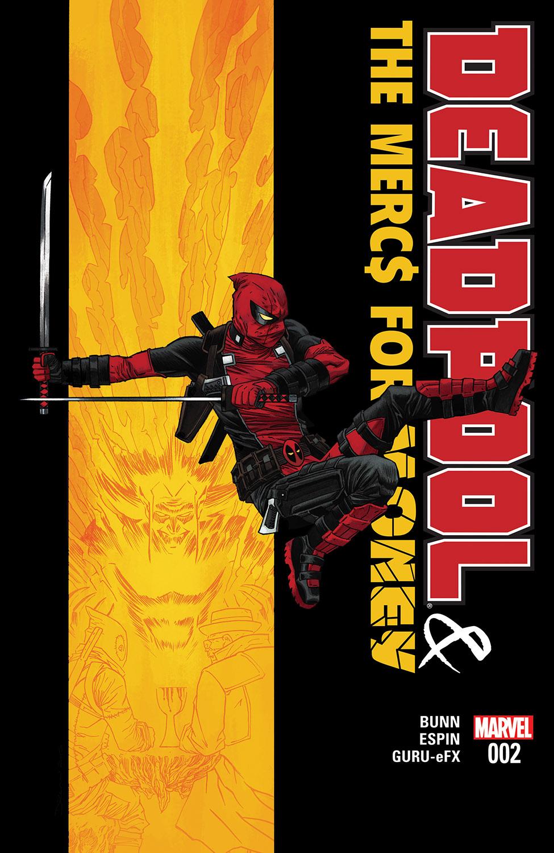 Deadpool & The Mercs For Money (2016) #2